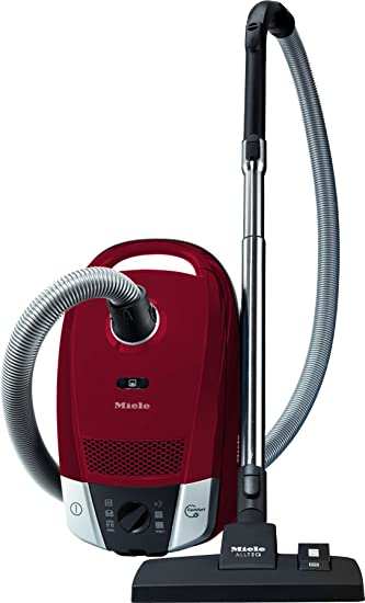 Buy Miele Compact C2 35 Litre Vacuum Cleaner Autumn Red Online At Low Prices In India
