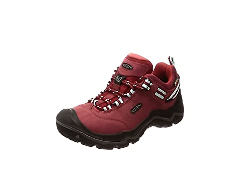 Womens Wanderer Waterproof Low Rise Hiking Shoes Keen 5QYSQICXD