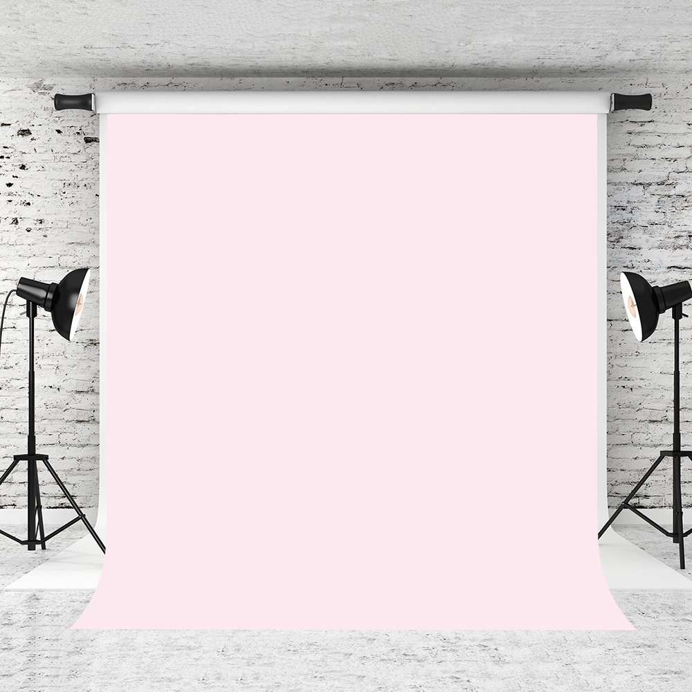 Kate Backdrop Photography 5x7ft Pure Pink Background Solid Color Cotton Collapsible Studio Props Backdrop 4332009098