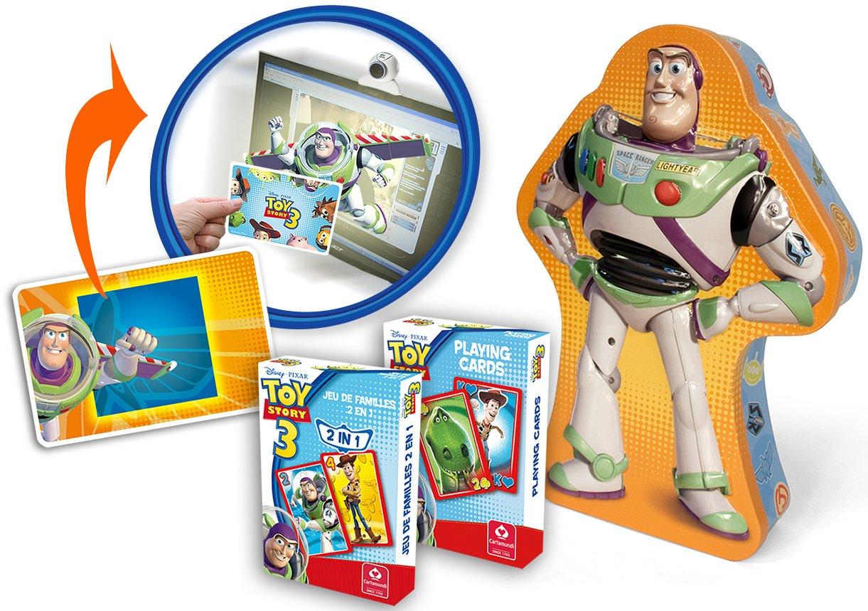 Cartamundi 107534907 - Card Game - Card Game - Toy Story 3