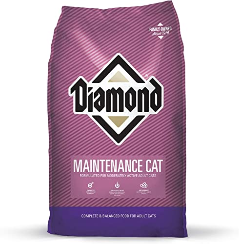 Diamond Premium Recipe Maintenance Complete and Balanced Dry Cat Food