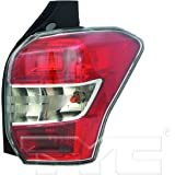 TYC 11-6597-00 Subaru Forester Right Replacement Tail Lamp