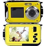 PowerLead gapo G050doble pantalla impermeable cámara digital (cámara frontal LCD montaje toma