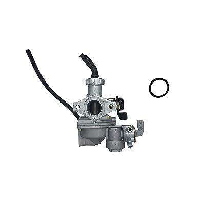 SHUmandala Carburetor Carb Hand Choke Replace for Honda TRX125 CT90 CT110 TRX 125 FourTrax PZ22C CT 90 CT 110 Quad ATV Dirt Bike: Automotive