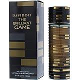 Davidoff Perfume  - Davidoff The Brilliant Game - perfume for men - Eau de Toilette, 100 ml