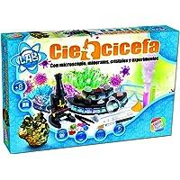 Cefa Toys- Disney Ciencicefa 4 en 1 química
