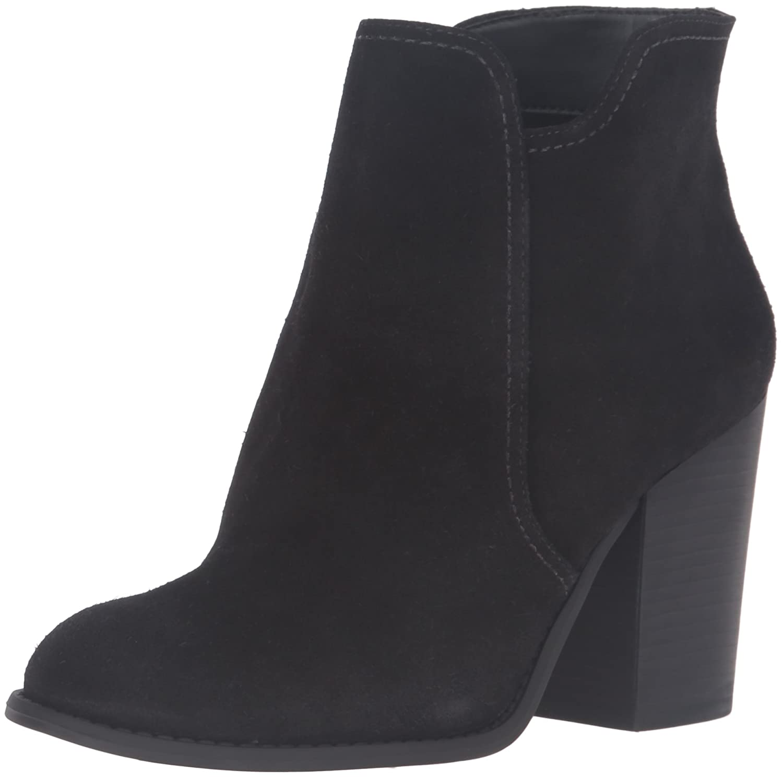 Jessica Simpson Women's Sadora Ankle Bootie B01HN89C9G 5.5 B(M) US|Black