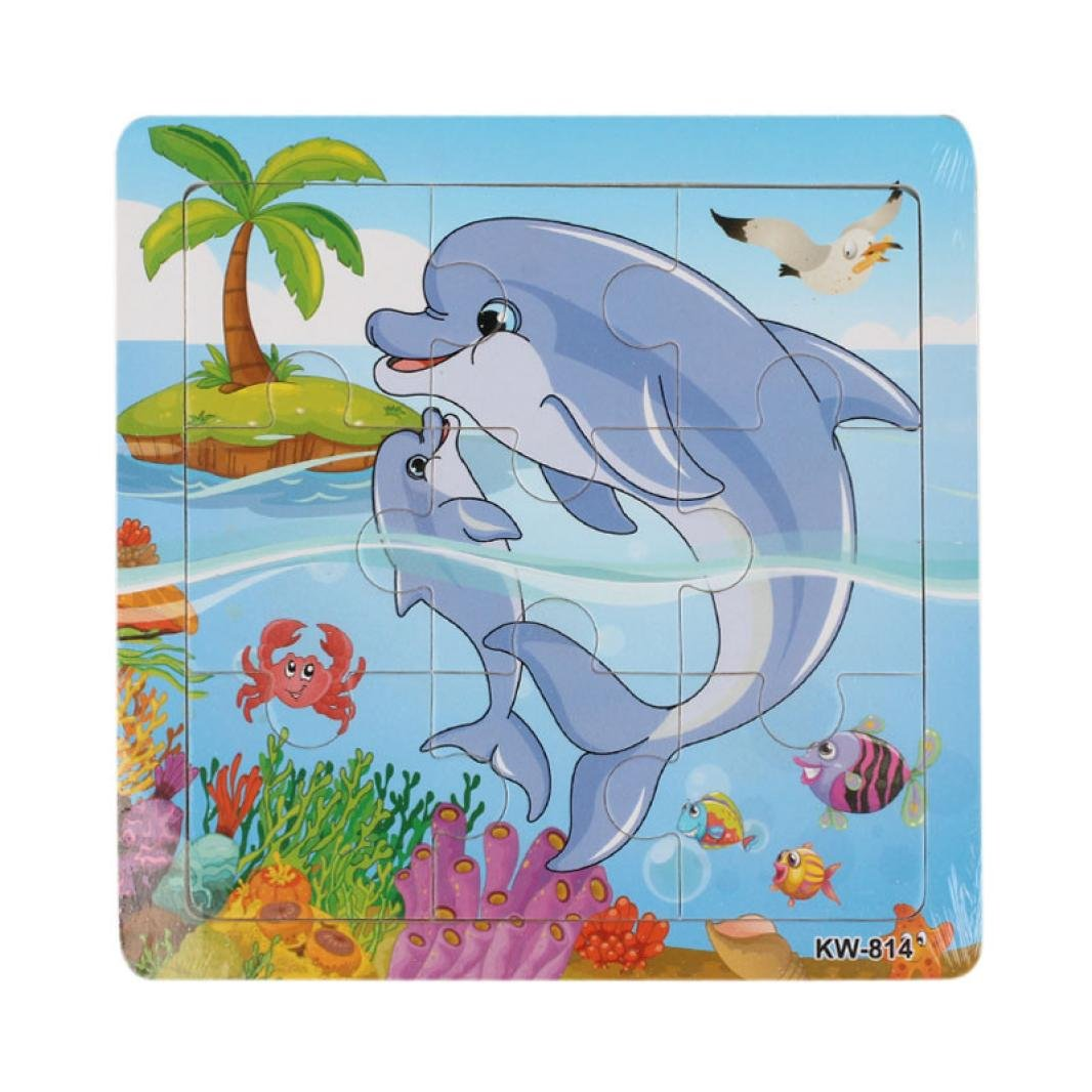 SMTSMT Learning Puzzles Toys