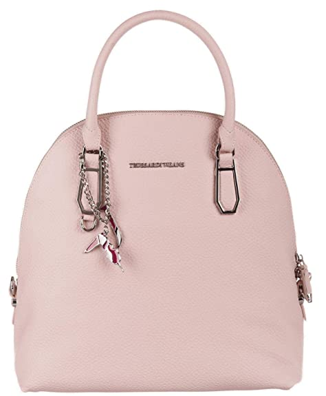Trussardi Jeans Borsa Donna Carrie ecoleather Smooth Dome