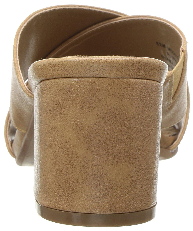 Aerosoles Women's Midday Slide Sandal B076JFK6K1 5.5 B(M) US|Dark Tan
