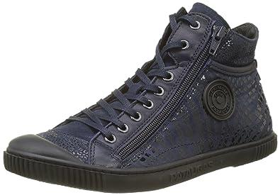 Bono/Z, Baskets Hautes Femme, Bleu (Marine), 36 EUPataugas