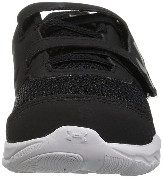 3 Colors Under Armour Boys/' Infant Engage 3 Adjustable Closure Shoes