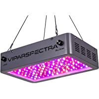 VIPARSPECTRA Newest Dimmable 1000W LED Grow Light, with Bloom and Veg Dimmer, Dual Chips Full Spectrum LED Grow Lamp for…