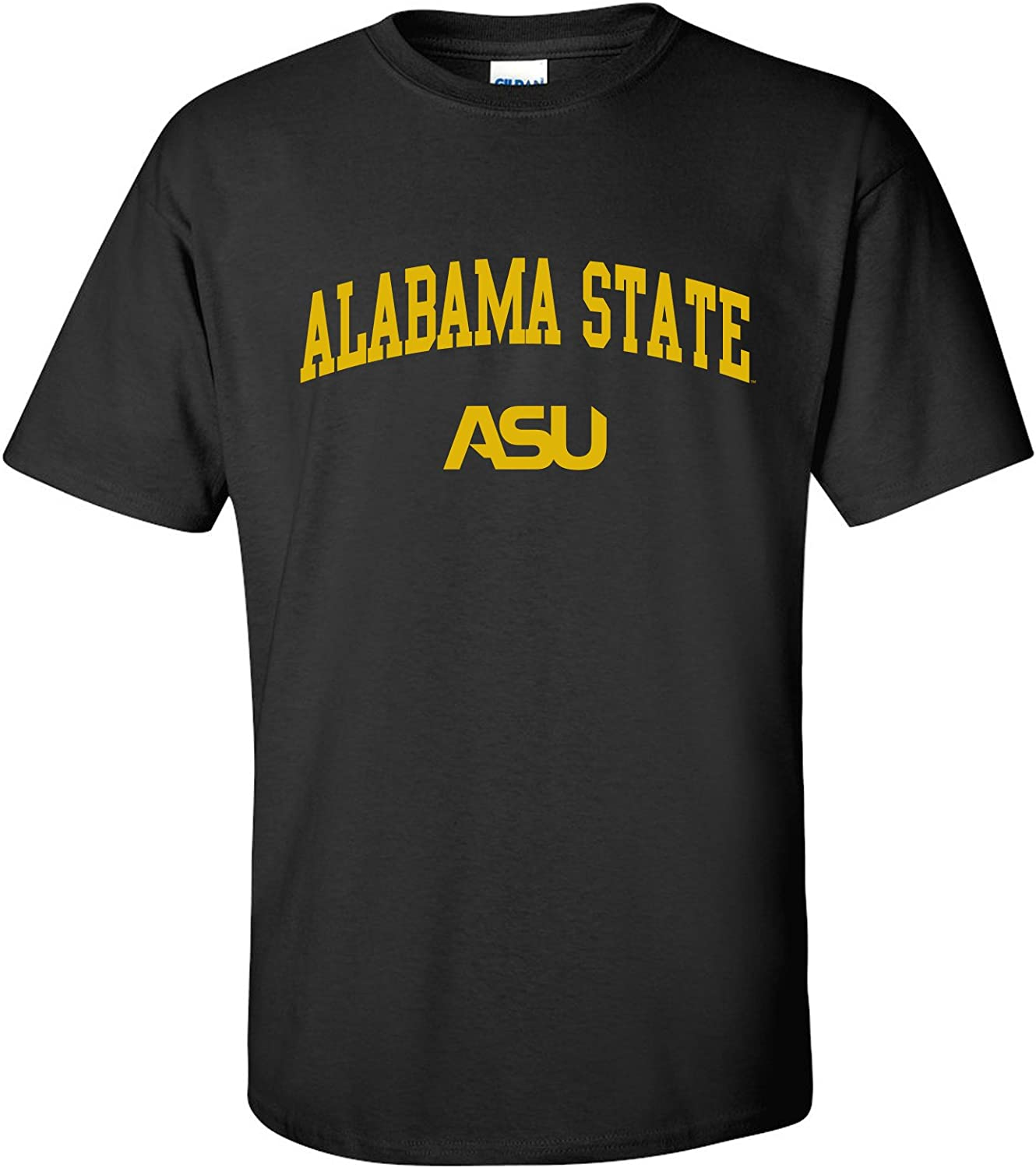 NCAA Arch Logo, Team Color T Shirt, College, University