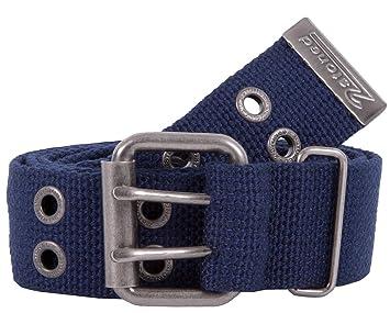 prezzo più basso più vicino a 100% genuino 2Stoned, cintura originale con rivetti, 4 cm, con fibbia, Unisex ...