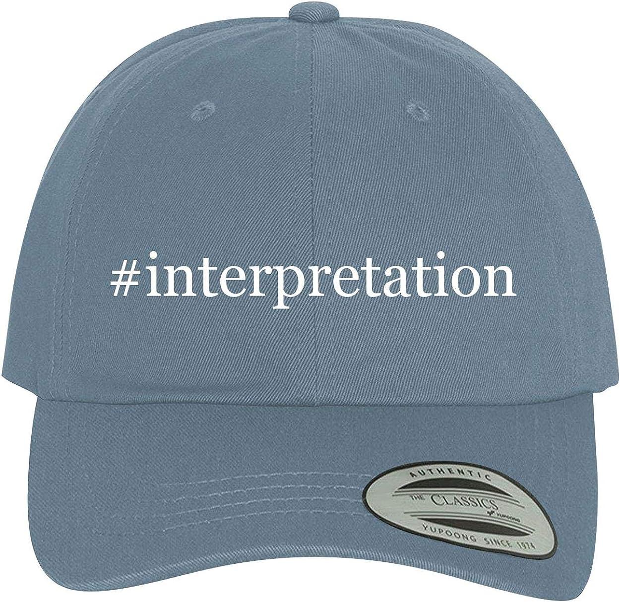 Comfortable Dad Hat Baseball Cap BH Cool Designs #Interpretation