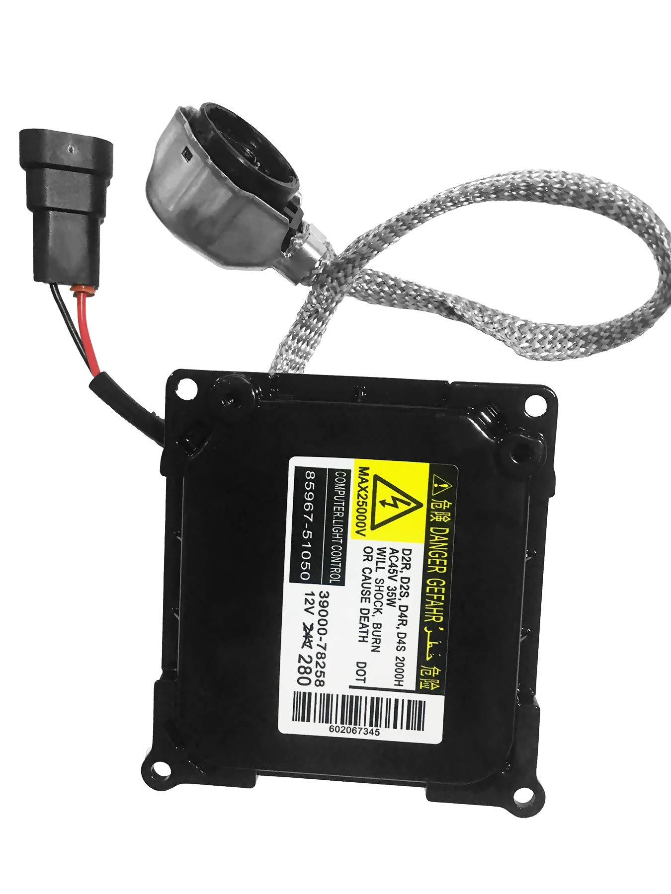 Lumenon Replacement For Toyota and Lexus Xenon HID Ballast Headlight Control Unit KDLT003 DDLT003