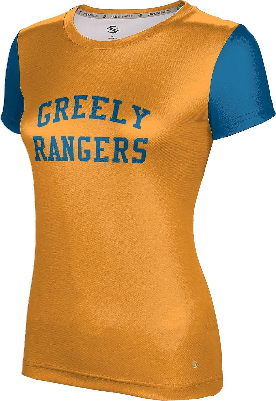 ProSphere Women's Greely High School Crisscross Tech Tee