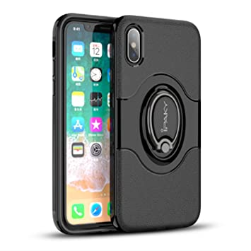 coque iphone x avec support
