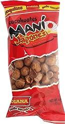 Prodiana Japanese Peanuts 4.6 oz - Mani Japones (Pack of 6)