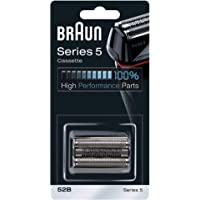 Replacement Heads by Braun Series 5 52B Cassette