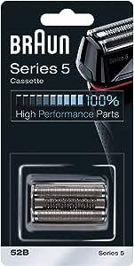 Braun Cassette 52B - Recambio para afeitadora eléctrica hombre ...