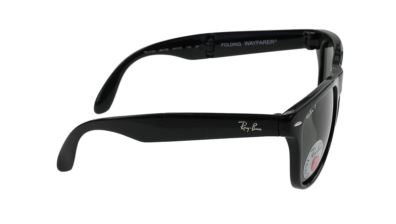 Gafas de Sol Ray-Ban Plegables Wayfarer Polarizado: Amazon.es: Deportes y aire libre