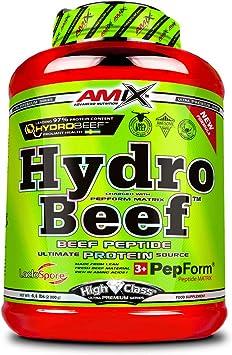 Amix Hydrobeef Protein 2 Kg: Amazon.es: Salud y cuidado personal