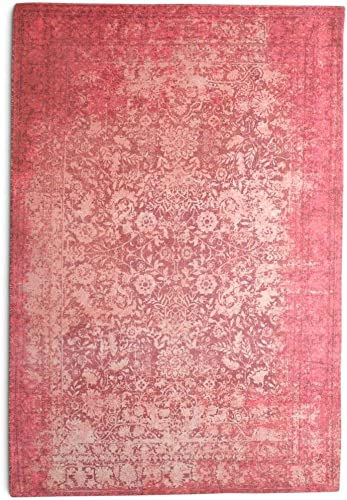 Rugsmith Antibes Area Rug, 7 6 x 9 6 , Red