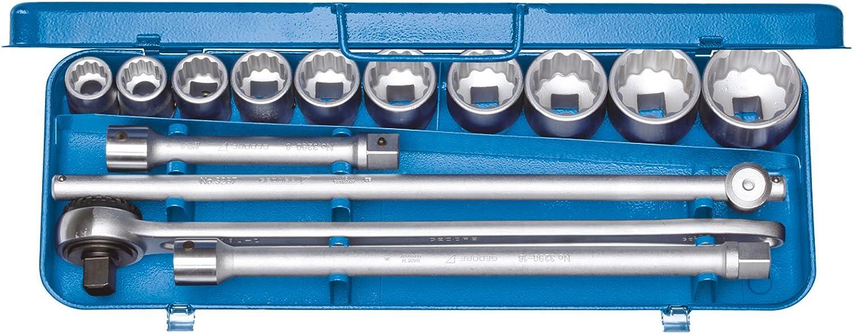 8 x 9 mm GEDORE 6584130 895 8x9 Doppelmaulschl/üssel 8x9 mm