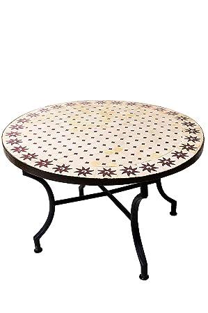 Marrakesch Orient & Mediterran Interior Table Basse en ...