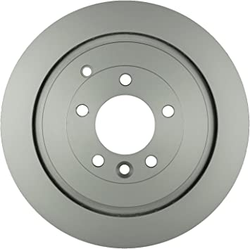 2005 2006 2007 Land Rover LR3 4.4L OE Replacement Rotors w//Ceramic Pads F+R