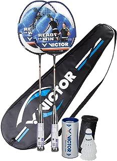 Victor Badminton Schlägerset 3700 Magan