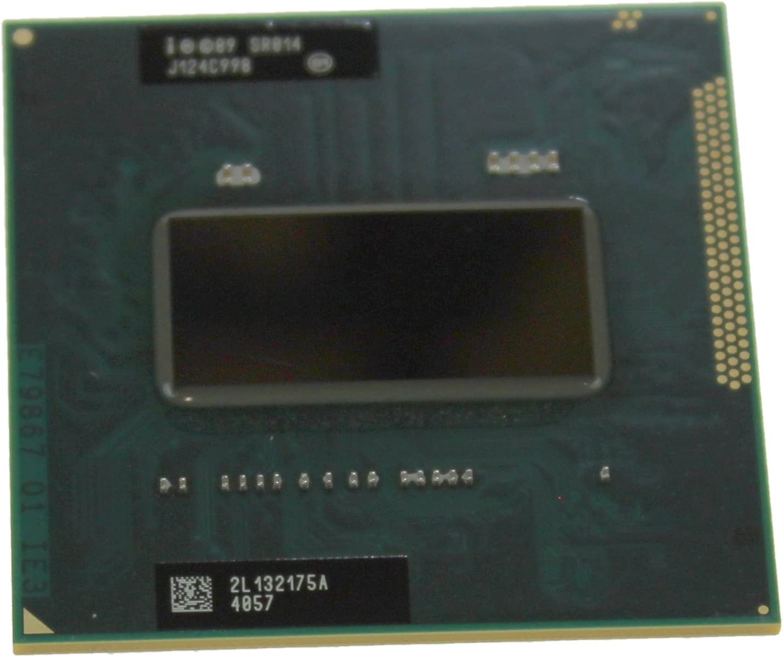 Intel Core i7-2720QM SR014 2.2GHz 6MB Quad-core Mobile CPU Processor Socket G2 988-pin