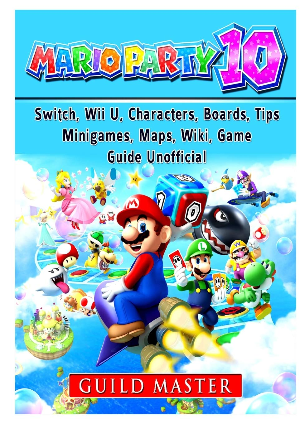 Buy Super Mario Party 10, Switch, Wii U, Characters, Boards ...