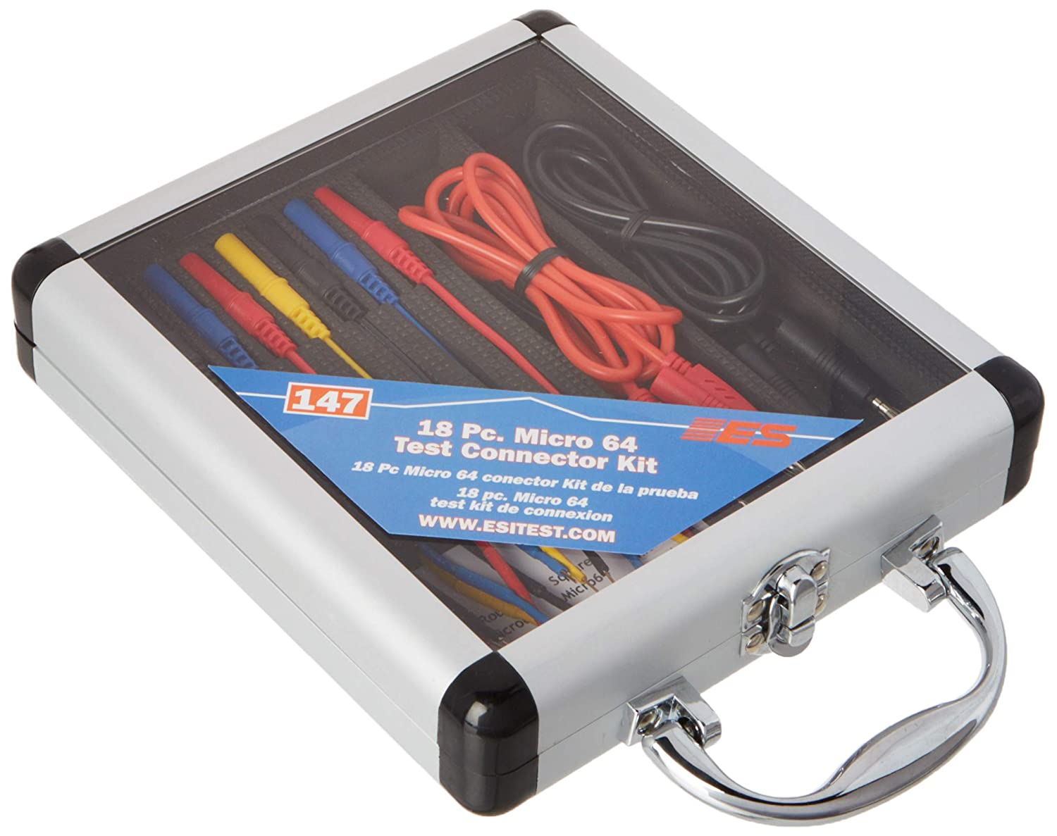 Electronic Specialties 147 Silver 7