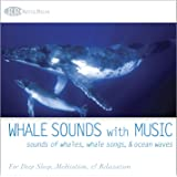 Whale Sounds With Music: Sounds of Whales, Whale Songs, & Ocean Waves (For Deep Sleep, Meditation, & Relaxation)