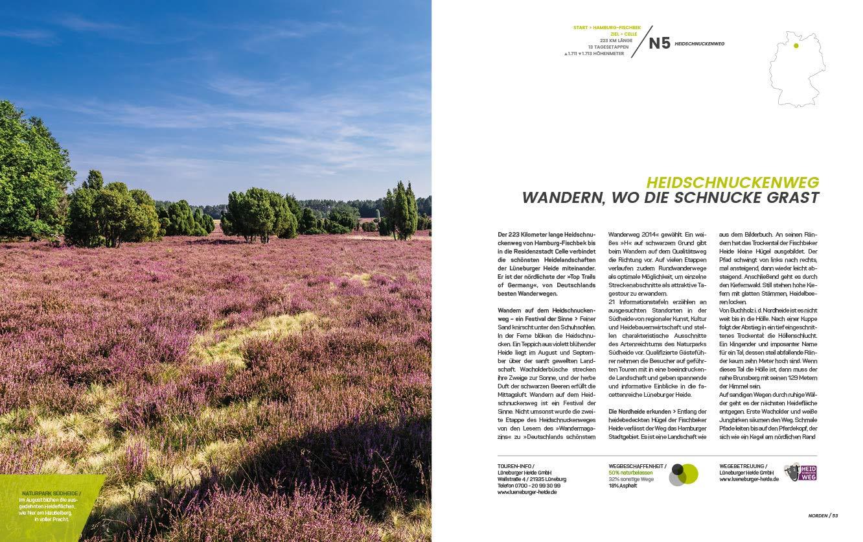 Wanderbildband Wanderbares Deutschland Mit Grosser