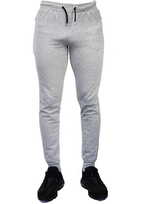 Bonjour® - Pantalones de chándal para Hombre, Ajustados, con ...