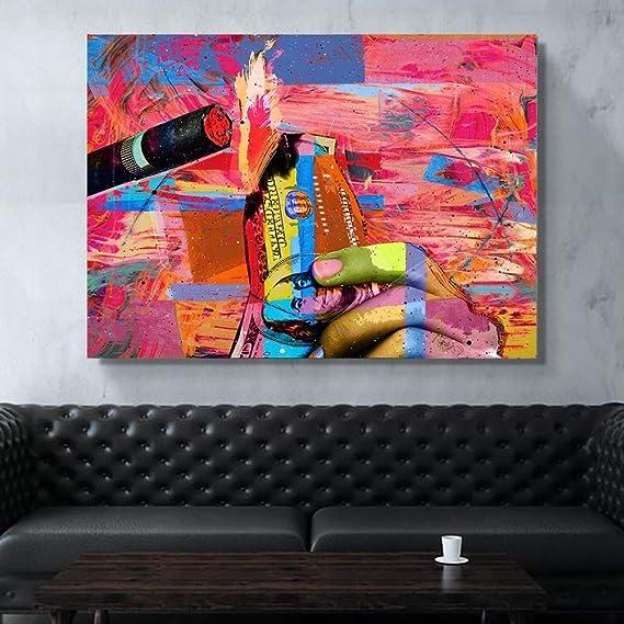 mmzki Pinturas sobre Lienzo Arte de la Pared Enciende tu ...