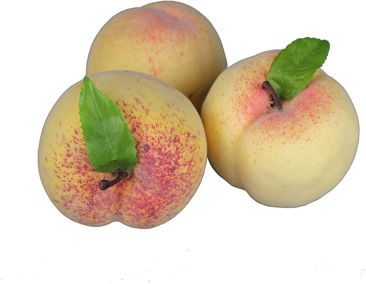 Frutas artificiales decorativas de frutas artificiales manzana verduras