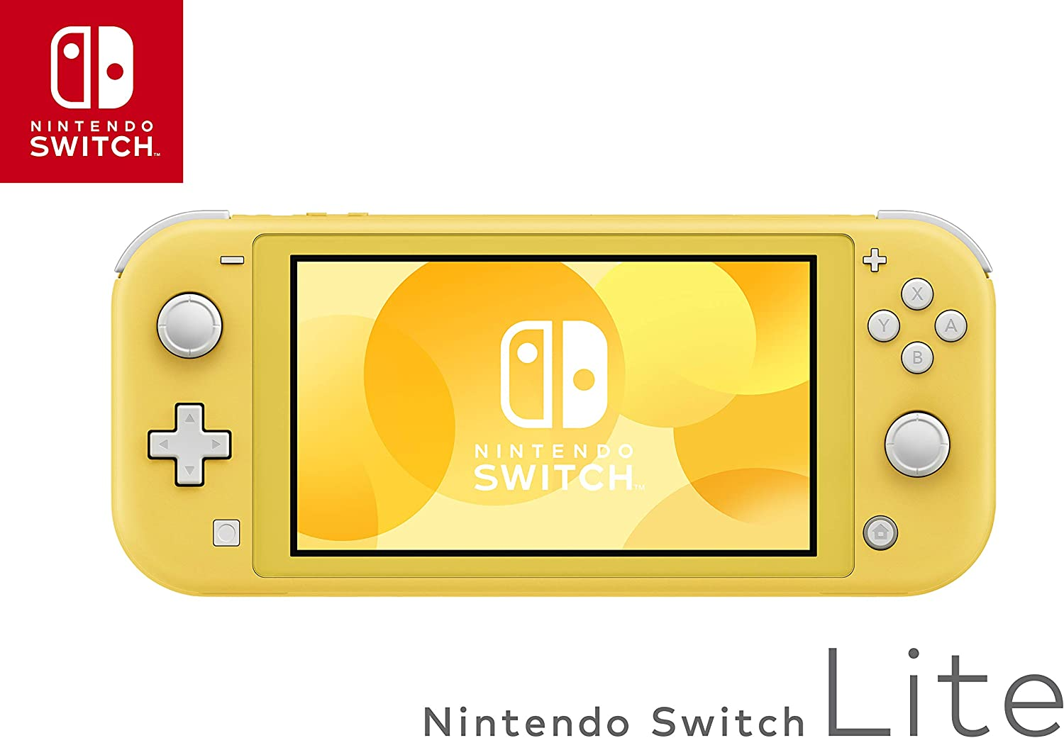 Nintendo Switch Lite - Yellow [Importación inglesa]: Amazon.es ...