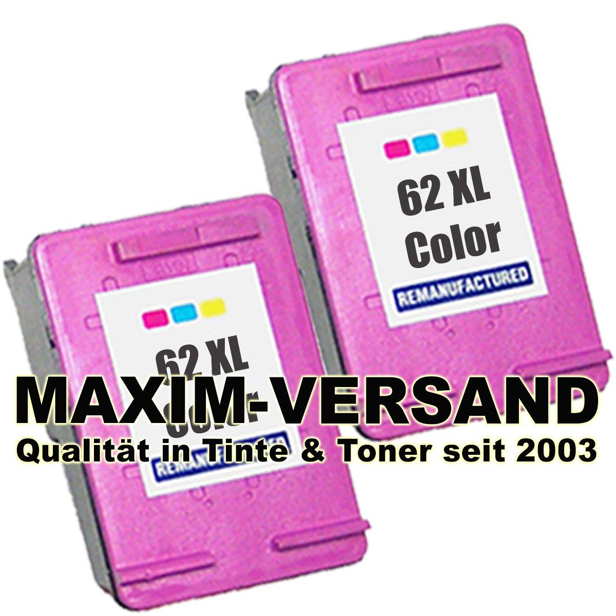 2 Cartuchos de Tinta XL máxima de mprint (Refill - recargados ...