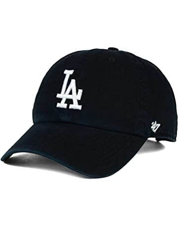 47 Brand Los Angeles LA Dodgers Clean Up Dad Hat Cap 1f3eb1760