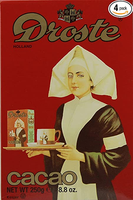 Droste (4 pack) Cocoa from Holland
