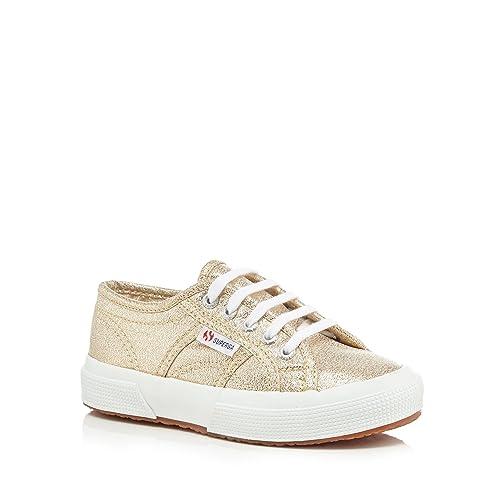 18 Gold Sneaker Vecchio Eu Più Superga gold Oro Bambine 1wX1qfv