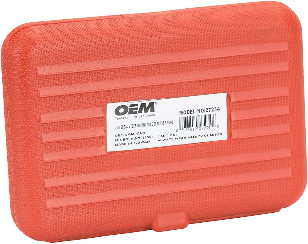 Universal OEMTOOLS 27234 Steering Knuckle Spreader Tool 1 Pack