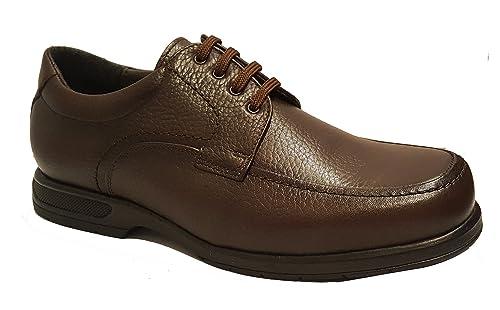 Tolino - Zapato Marrón Ancho Especial - A7641 (39) x34hIEhzm