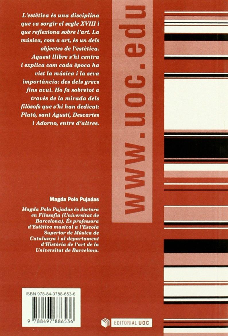 Lestètica de la música: 65 (VullSaber): Amazon.es: Magda Polo ...