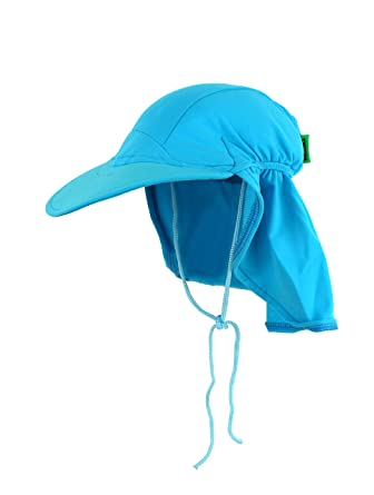 Yoccoes Designs Baby and Toddler UV Sun Hat Turquoise 3 Months - 36 Months  (Baby c9ee3f6aa25
